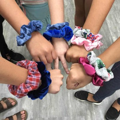 Threadheads scrunchies