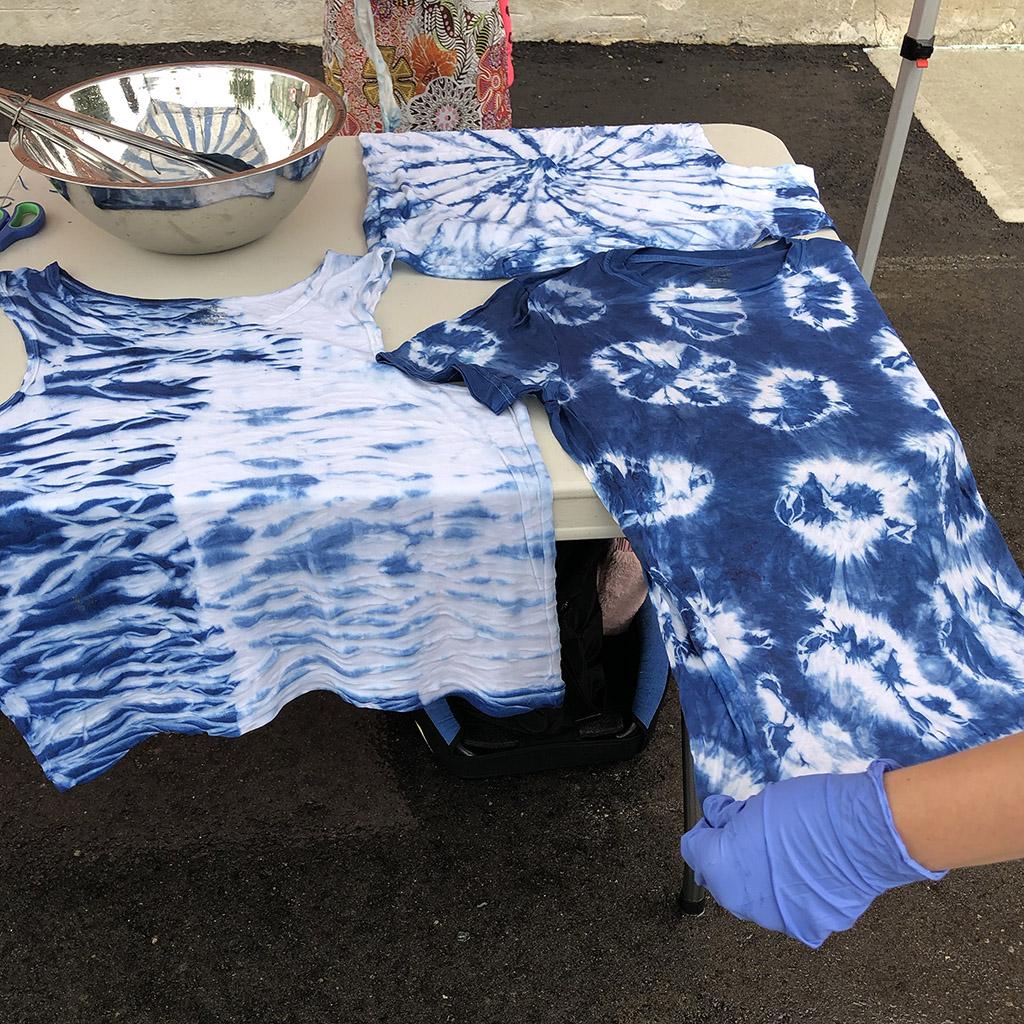 Indiogo Dye Day