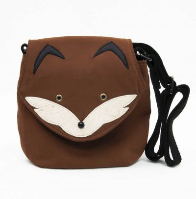 Foxy Saddlebag