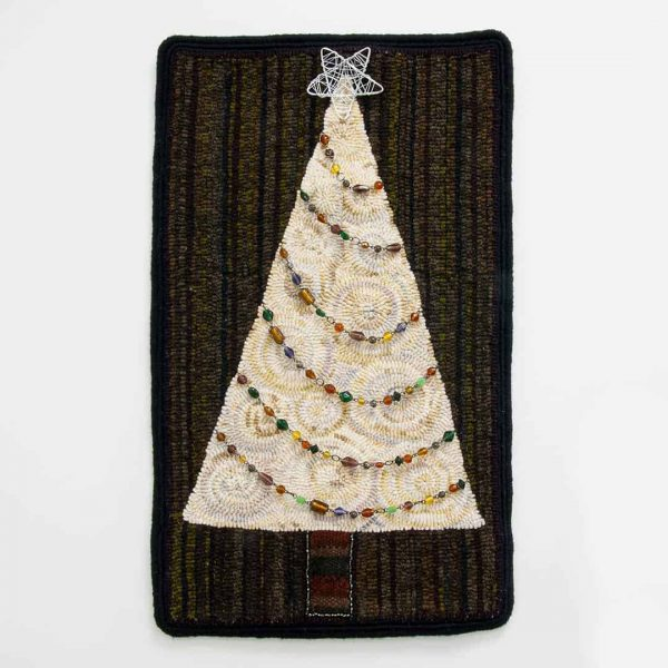 O' Christmas Tree Rug Hooking